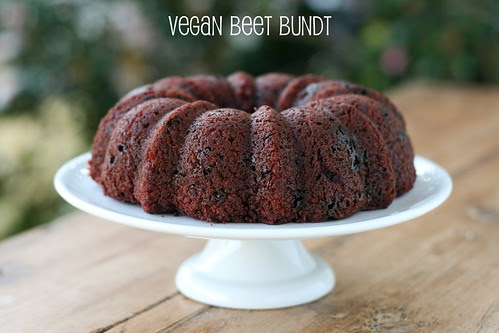 Beet Bundt - I Like Big Bundts 2011