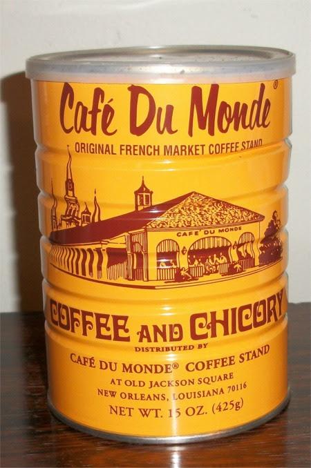 Café Du Monde coffee and chicory