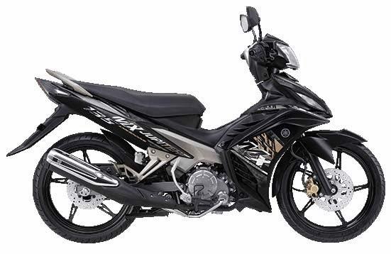 Yamaha Menyuguhkan Produk Terbaru New Color Dan Limited
