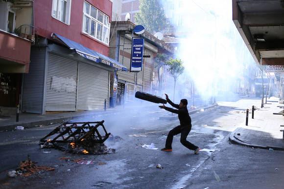 Turquía. Foto: Cagdas Erdogan/ AP