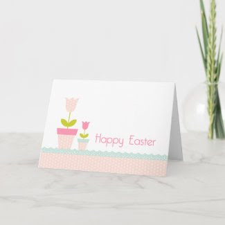 Happy Easter Greeting Card card