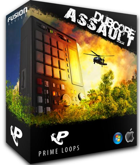 Prime Loops Dubcore Assualt
