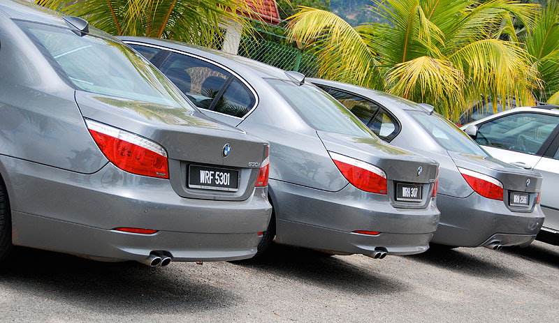 Bmw E60 M5 Facelift Vs Pre Facelift