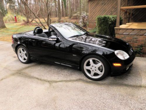 Buy used Mercedes Benz SLK-320 Sport in Columbia, South ...