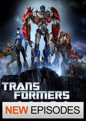 Transformers Prime - Season 3