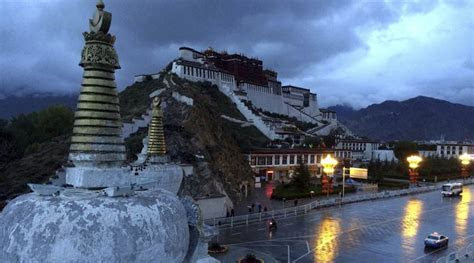 Glimpse of life in Tibet under China?s rule   The Indian