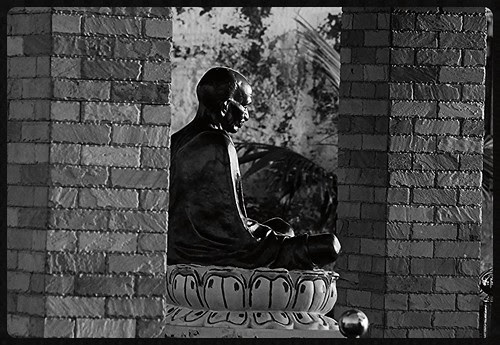 A man is but the product of his thoughts what he thinks, he becomes. Mahatma Gandhi by firoze shakir photographerno1