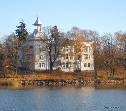079 Helsinki Writers' House, Villa Kivi