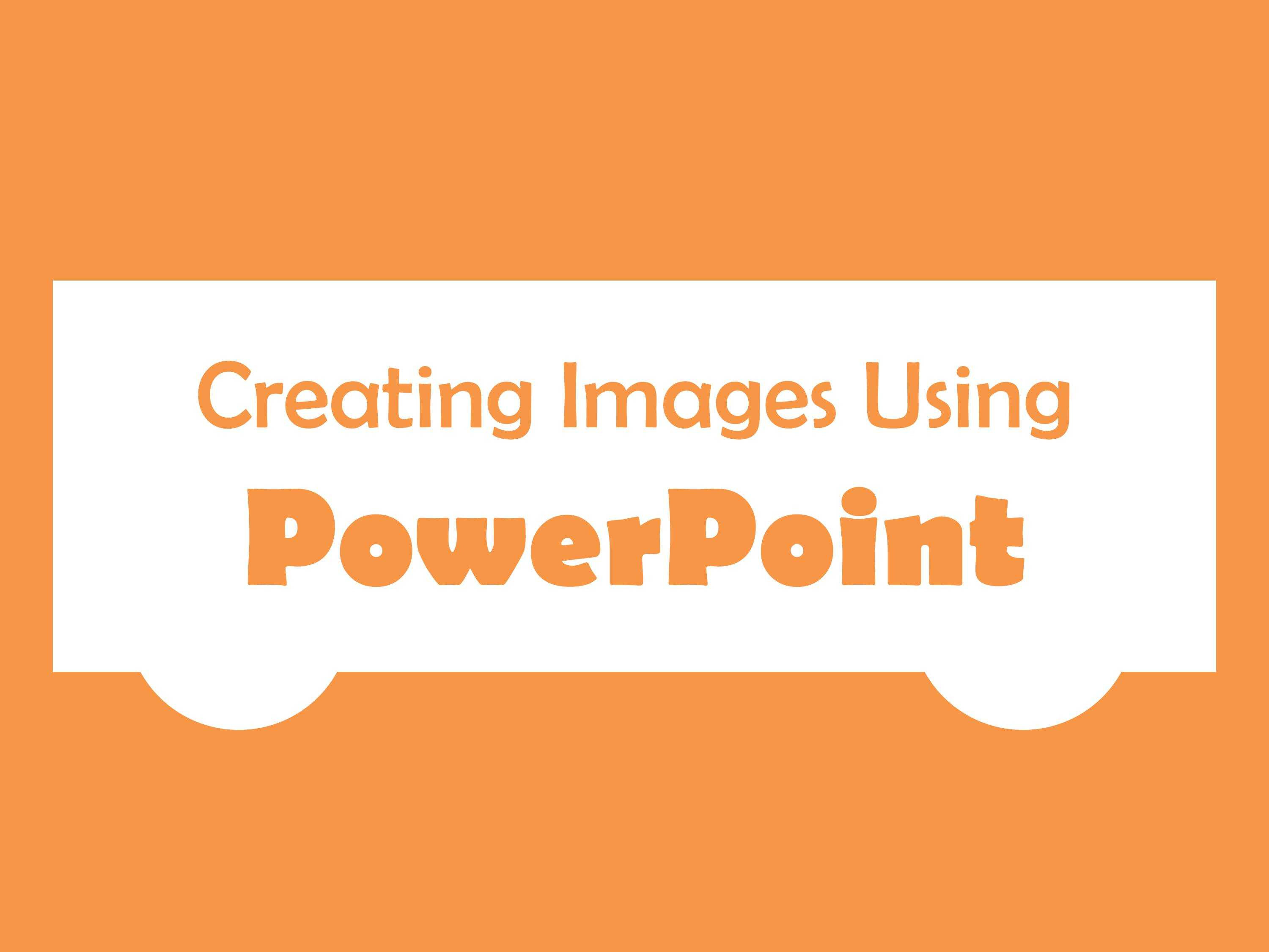 Creating Images for blog posts