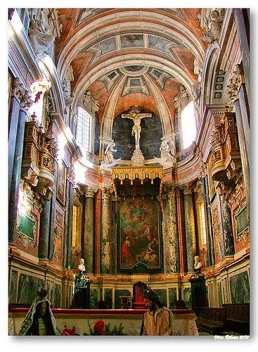 Capela-mor da Sé Catedral de Évora by VRfoto