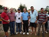 Deputado Adamor Aires visita a comunidade do Broca