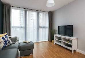 Trendy One Bedroom Apartment In Central Manchester