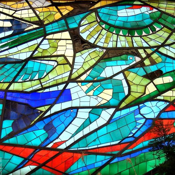 Taller de Vitrales y Mosaicos en la USFQ: 31 mayo al 30 junio