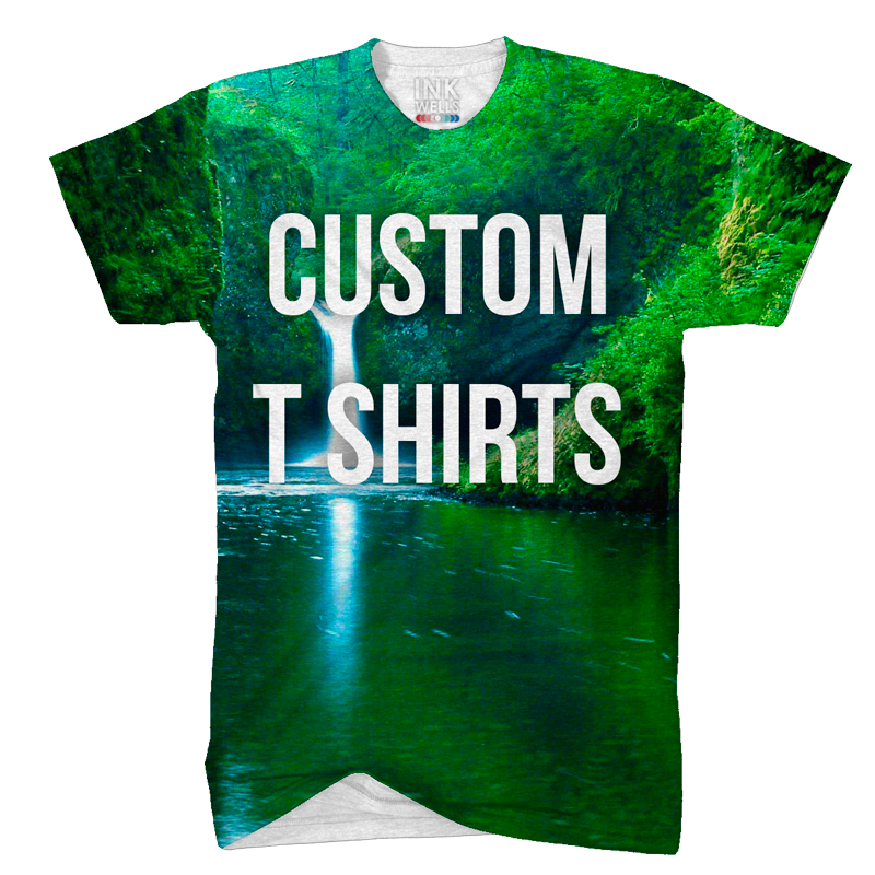 Custom T Shirts With Picture