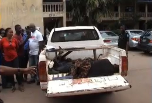 Kidnap Kingpin Shot Dead During Shootout With Police In Edo Forest (Photos)