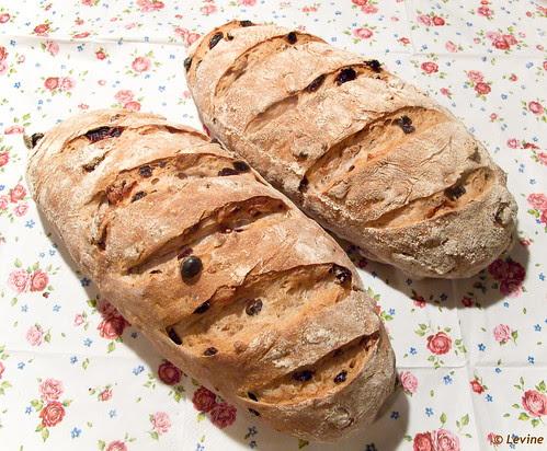Pane coi santi