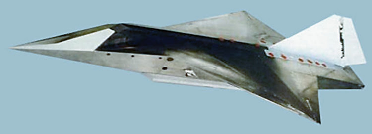 Mbb Lampyridae A Cancelled West German Stealth Fighter From 1981
