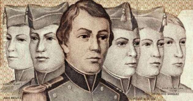 13 De Septiembre Se Conmemora A Los Niãos Hãroes De Chapultepec