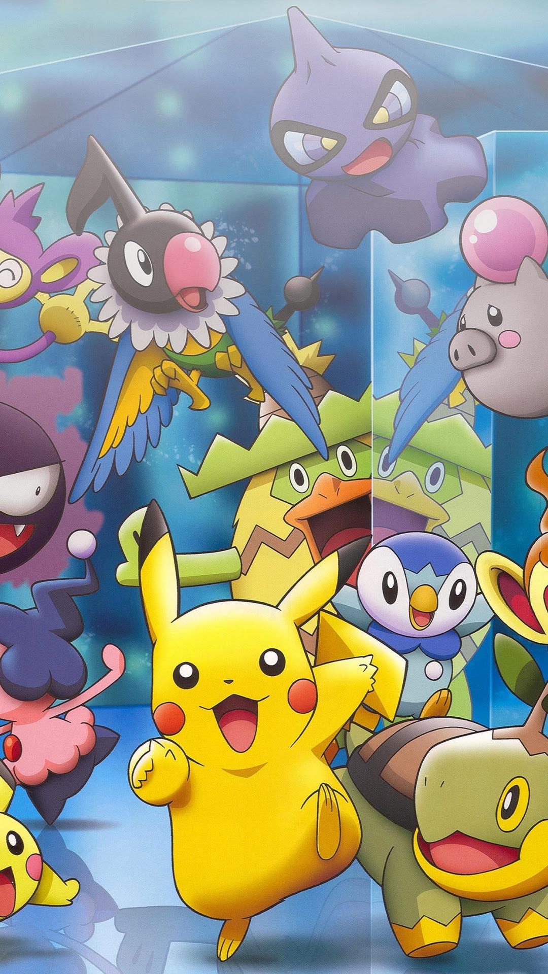 Pokemon iPhone Wallpaper   PixelsTalk.Net