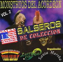 Monstruos Del Acordeon Vol 2