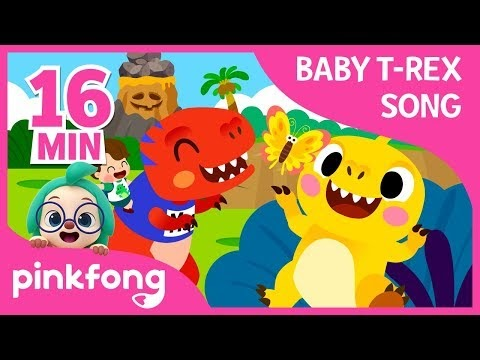 I'm a Baby T-Rex and more | +Compilation | Baby T-Rex Songs