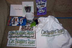 Cat Blogosphere Goodies
