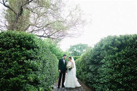 Real Wedding: Ellie and Matt at Daniel Stowe Botanical