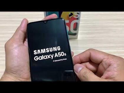 Hướng dẫn Hard Reset Samsung Galaxy A50s