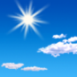 Tuesday: Sunny, with a high near 48. North wind 3 to 8 mph.