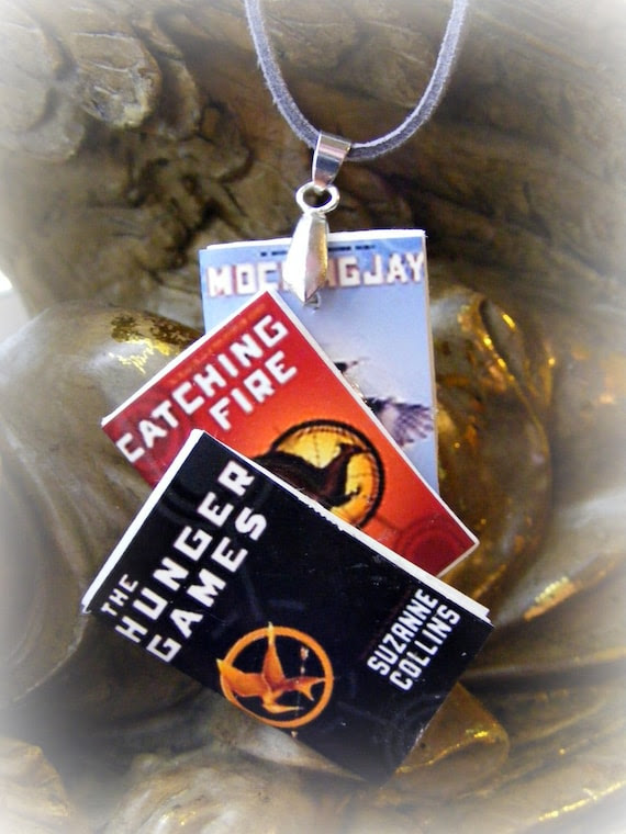 Necklace The Hunger Games Trilogy
