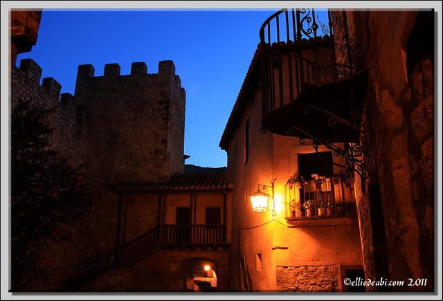 Albarracin nocturno 4