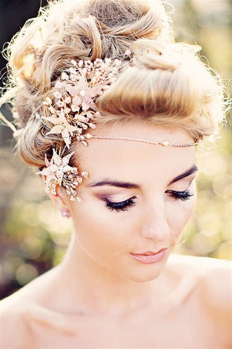 Spring Wedding Themes   Headpieces and Veils   Wedding