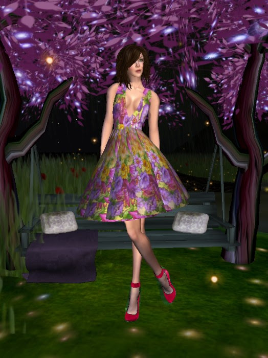 Free Floral Dress