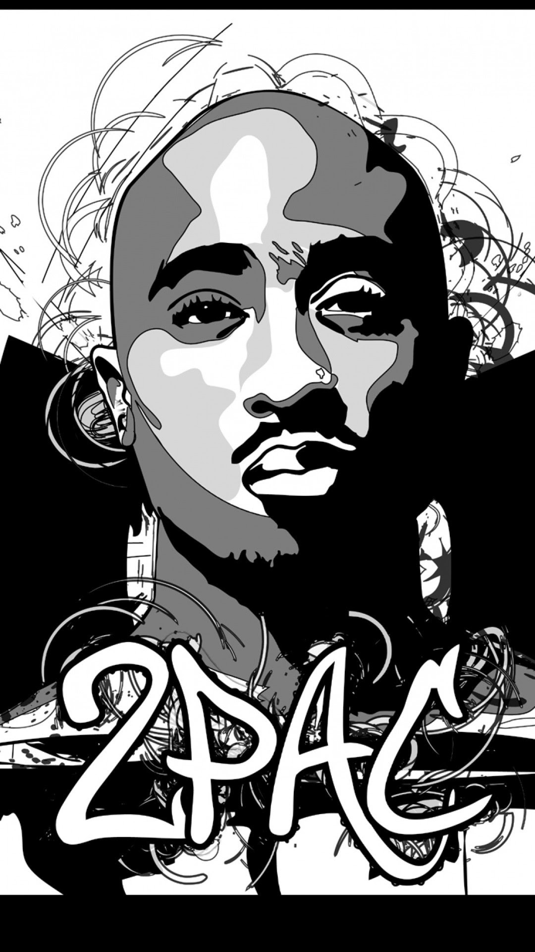 Tupac Amaru Shakur Wallpaper (61+ images)