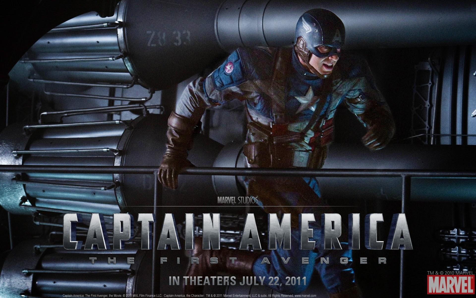 The Captain Wallpaper