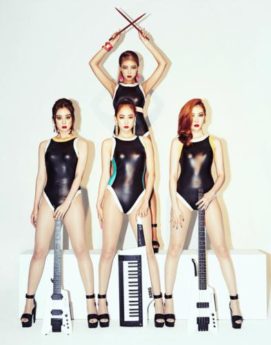 """Wonder Girls """"Reboot""""   - wonder-girls Photo"""