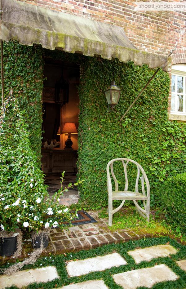 Atchison Αρχική | Ivy Πόρτα | Grass κυβόλιθοι
