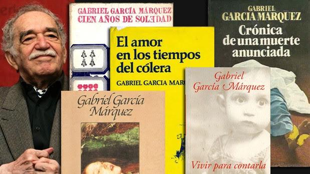 Libros de Gabo