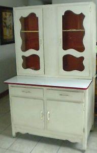 hoosier cabinet on PopScreen