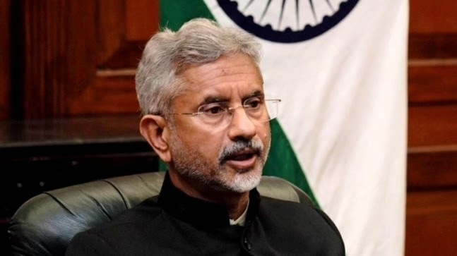 Those questioning India's Covid vaccine exports 'short-sighted', 'irresponsible': External Affairs Minister Jaishankar https://ift.tt/3go2WWb
