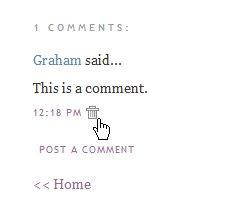 अनचाही टिप्पणी हटाएं