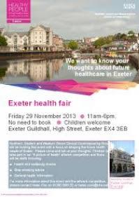 Exeter Health Fair
