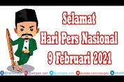 HPN 2021 Tepatnya  Hari ini 9 Februari, Begini Sejarah Hari Pers Nasional