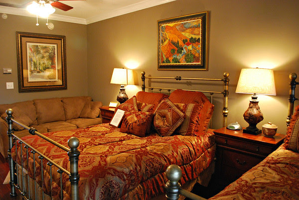 Queen-size Sleep Number Bed in Room $19 at the Casablanca Inn