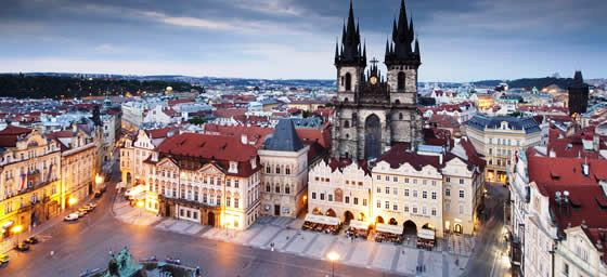 Catch the unlimited holiday memories of tourist attractions in Czech Republic.