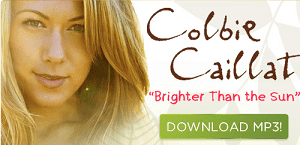 Colbie Caillats Brighter Than the Sun1 Colbie Caillat: Brighter Than the Sun FREE Download!