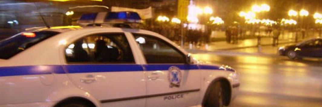 Αχαϊα: Τράκαραν με περιπολικό για να αποφύγουν τη σύλληψη - Σε εξέλιξη οι έρευνες για τους δράστες!
