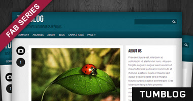 Quade Free WP Theme