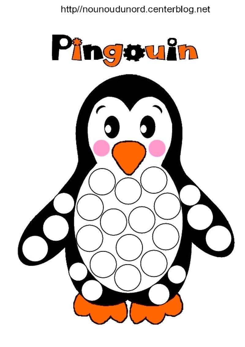 Coloriage Pingouin Kawaii.Belle Coloriage Pingouin A Imprimer Imprimer Et Obtenir Une