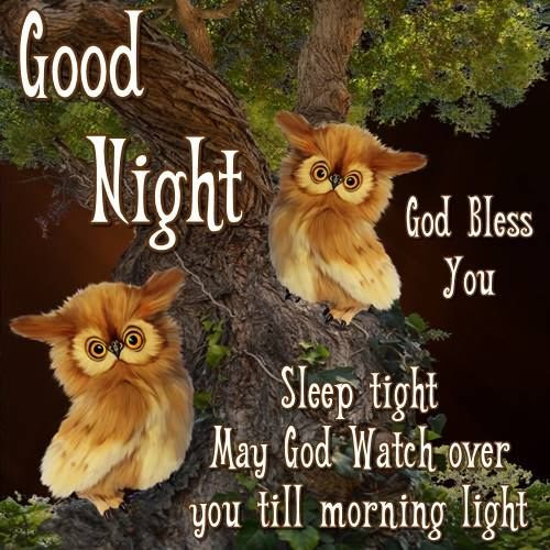 Good Night God Bless You Sleep Tight Pictures Photos And Images